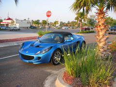 Lotus Elise, My car :)